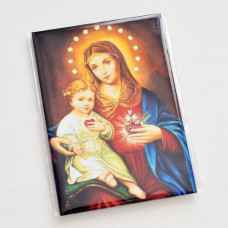 Magnetka Panna Mária